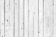Vintage  white background of natural wood old wall Stock Photos