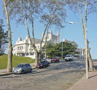 Statehouse of uruguay Stock Photos