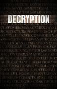 decryption - stock illustration