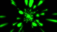 Particle Shooter background Stock Footage