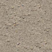 Cracked Brown Soil. Seamless Tileable Texture. Stock Photos