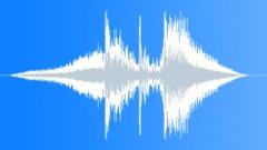 Drum guitar accent - sound effect
