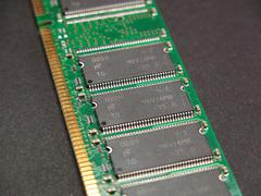 Close up of ram - stock photo