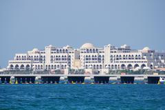 view atlantis hotel - stock photo
