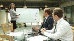 Business seminar - stock footage