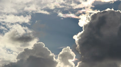 Cloud formation 2 Stock Footage
