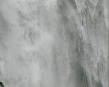Waterfall - full screen Stock Footage