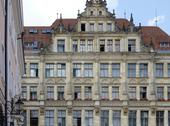 Stock Photo of historic building in dresden