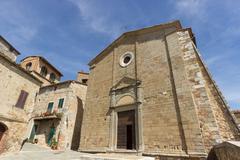 castiglione church - stock photo