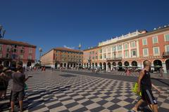 Place massena - stock photo