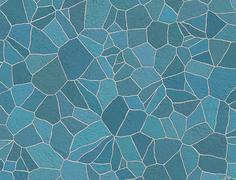 Stock Illustration of glazed tiles background