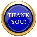 Stock Illustration of thank you icon