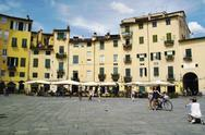 Stock Photo of Lucca, Italy