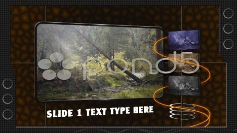 After Effects Project - Pond5 Spiral Slide Show Presentation 31816042
