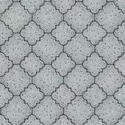Pavement. Seamless Tileable Texture. - stock photo