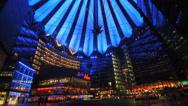 Stock Video Footage of Berlin Potsdamer Platz
