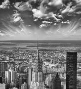 Stock Photo of New York City - Manhattan Skyline