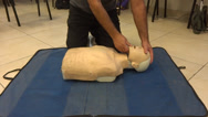 Stock Video Footage of CPR