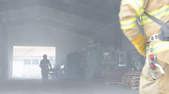 Fireman Rescue 7 Stock Footage