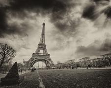 Paris. Kuvituskuvat