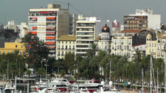Alicante Spain 9 Stock Footage