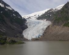 Bear Glacier, British Columbia, Canada Stock Photos