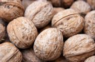 Stock Photo of walnuts