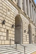IRS rakennus Washington DC Kuvituskuvat