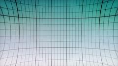 Simple Mesh Grid Loop 1B Stock Footage