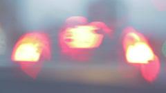 Rainy mood timelapse Stock Footage
