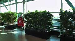 Schipol Airport Amsterdam 17 Stock Footage