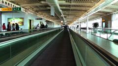 Schipol Airport Amsterdam 23 Stock Footage