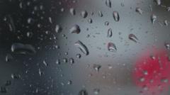 Rainy mood dashboard _4 Stock Footage