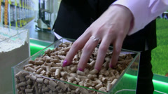 Production demonstration Stock Footage