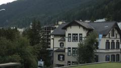 Switzerland - Davos Stock Footage