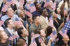 Group Of Multi Ethnic People Stock Photos