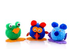funny little animals - stock photo