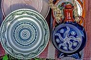 Stock Photo of folk pottery 11