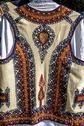 Stock Photo of traditional romanian folk costume.detail 31
