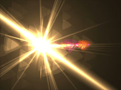 Light Flash Reveal Transition - stock footage