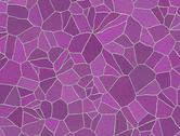 Stock Illustration of glance violet rocks seamless pattern