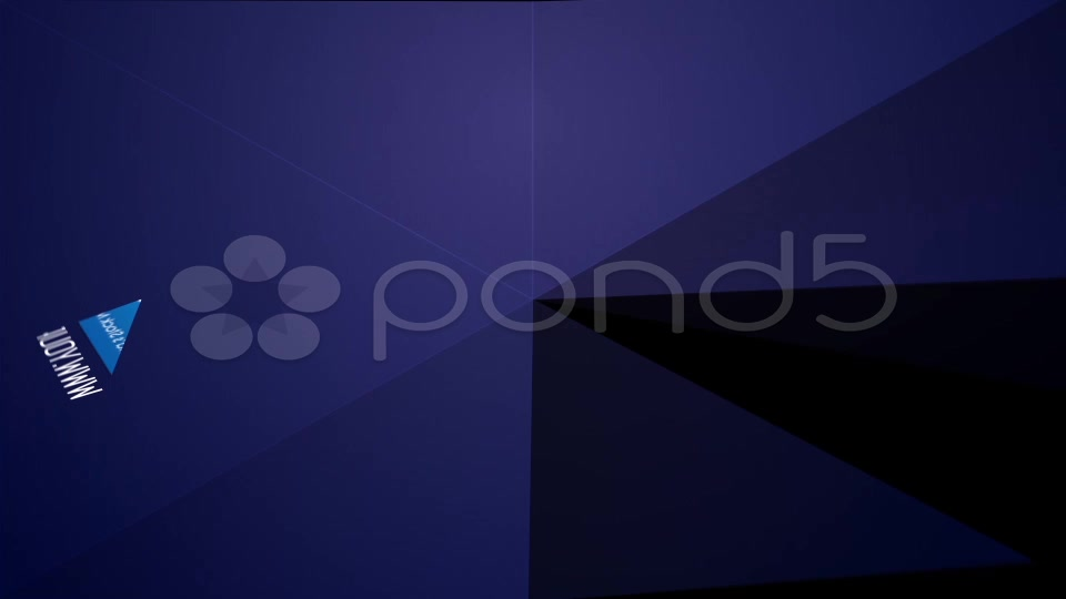 After Effects Project - Pond5 Origami Logo 31900941