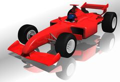 Formula One - stock illustration