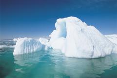 Large Iceberg - stock photo