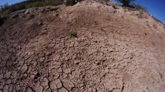 Dry Desert Land 3688 - stock footage