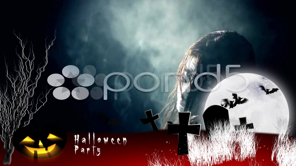 After Effects Project - Pond5 Halloween Lower Third Overlay 31908217