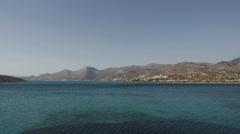 Greek island 2 Stock Footage