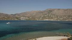 Greek island 4 Stock Footage