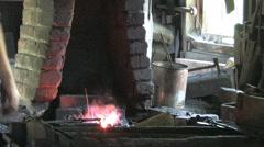 Blacksmith Stock Footage