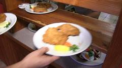 Tarjoilijapalvelu Arkistovideo